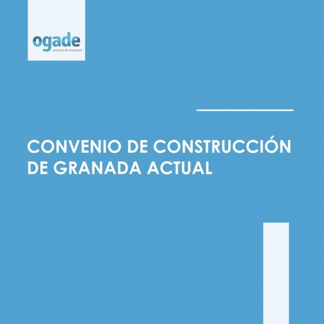 convenio de construccion granada asesoria empresas